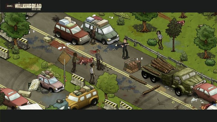 Превью The Walking Dead