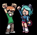 Обзор Scott Pilgrim vs. The World: The Game